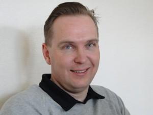 Kassör Mats Andersson