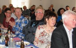Ulrika Leijonberg och Stefan Andersson, Ulf Hagen, NN, Örjan Hansson