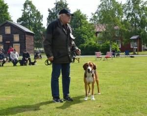 Ham. Trittbergets Ross-11 och Bengt-Ove Månsson