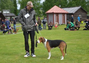 Fin. Zeb-11 och Jan-Erik Korhonen