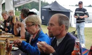Anki Hansson Eriksson och Bertil Andersson