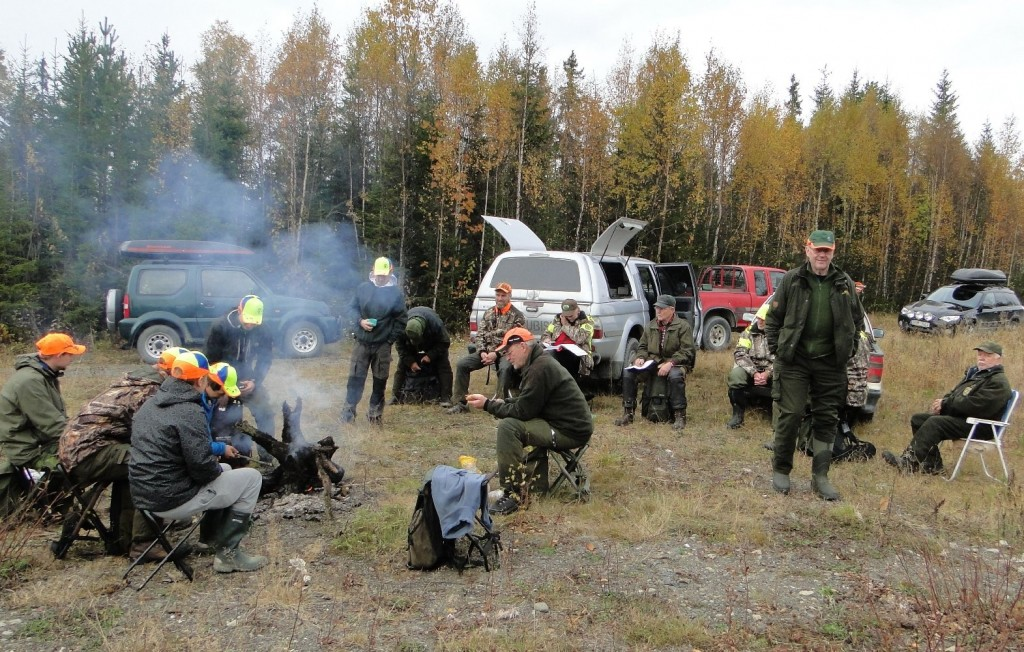 HareBra med ungdomar från Wargentin vid Österlångan