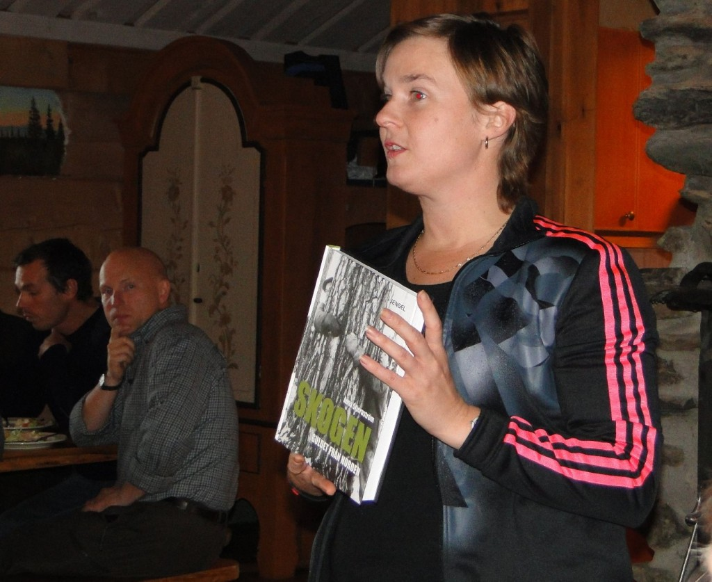 Eva-Lena Blom, rektor på Rösta