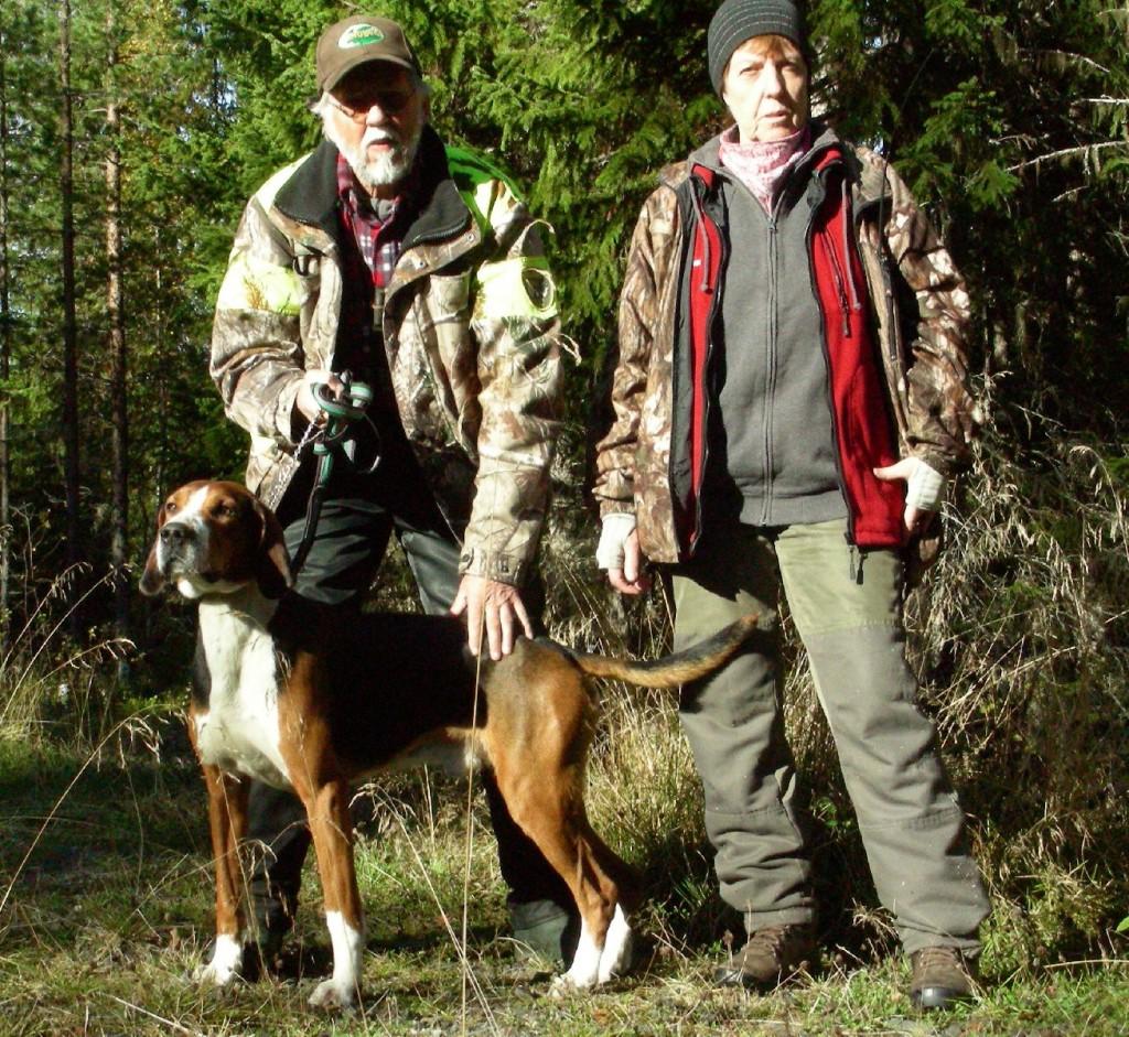 Ham. Abbe-07 med Rune och Kerstin Jönsson  (Foto Göran Blixt)