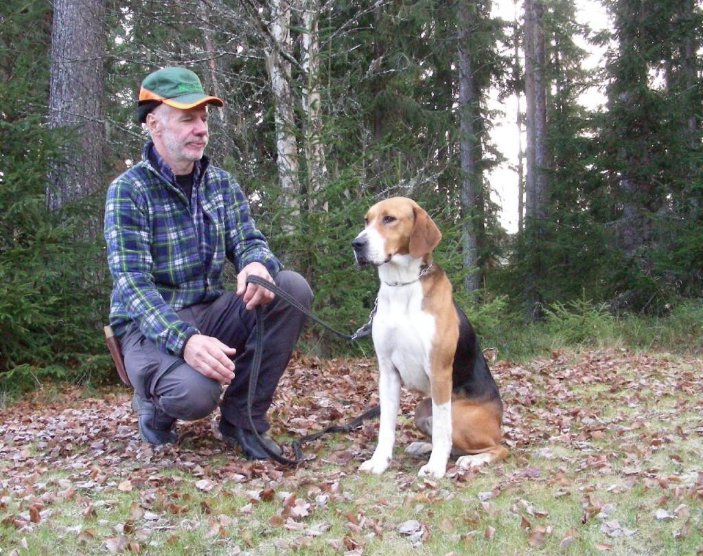 Ham. Argo-06 och Tommy Pettersson (Foto Göran Blixt)