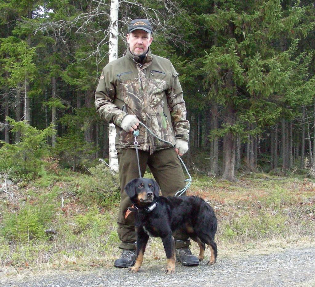 Små. Slåtteråsens Key-08 och Lars Grelsson (Foto Göran Blixt)