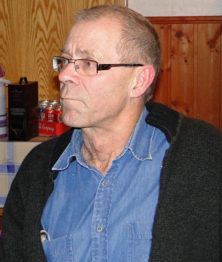 Bo Fredriksson, kommissarie