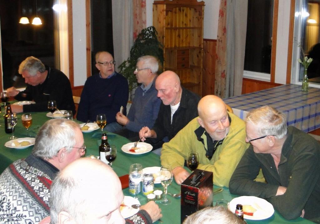 Jan-Erik Eriksson, Sten Nordh, Erland Jönsson, Dave Jonsson, Klas Törmark, Bertil Blixt