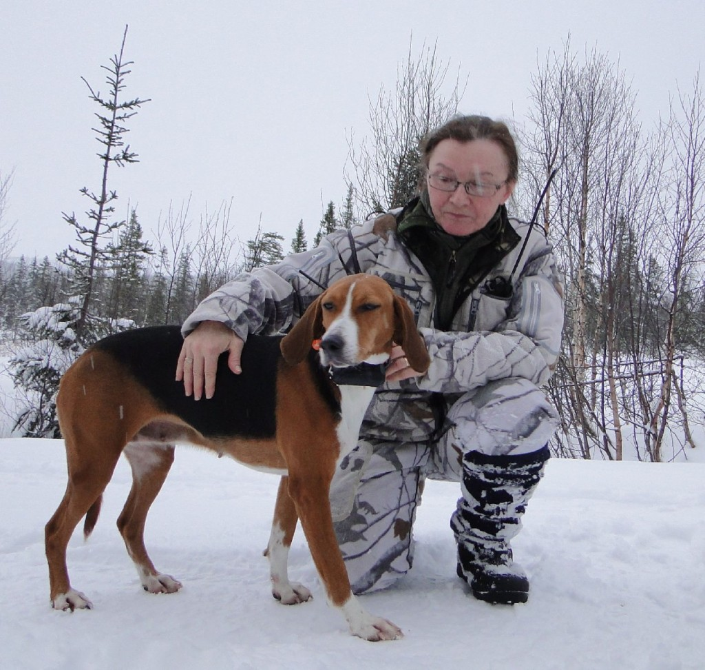 Ham. Nämndemansbo Sippa-08 och Clara Nutti