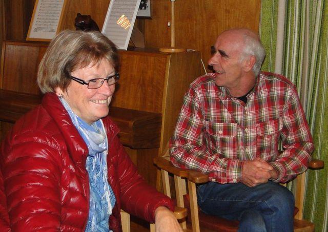 Gunilla & Hans Karsbo (Foto Rolf Pellving)
