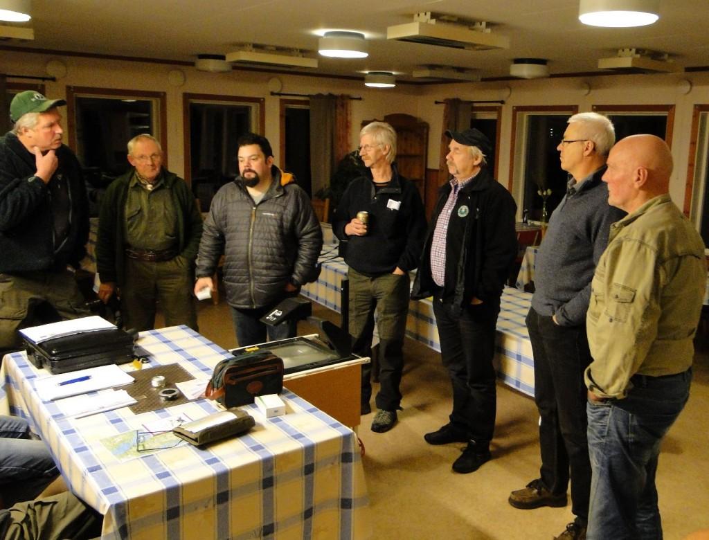 Jan-Erik Eriksson, Kjell Åkesson, Fredrik Nordin, Göran Blixt, Curt Alstergren, Erland Jönsson och Dave Jonsson
