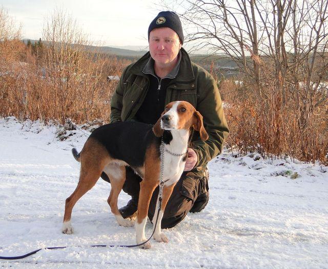 Ham. Hagets Bira-11 och Krister Björkman (Foto Rolf Pellving)