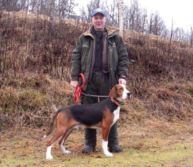 Ham. Nilsdrevets Greven--09 och Sven-Olof Nilsson (Foto Göran Blixt)