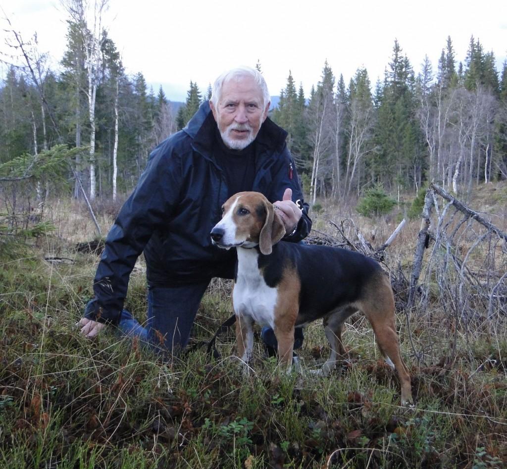 Ham. Roggabäckens Daisy-08 och Ernst Bjureflo