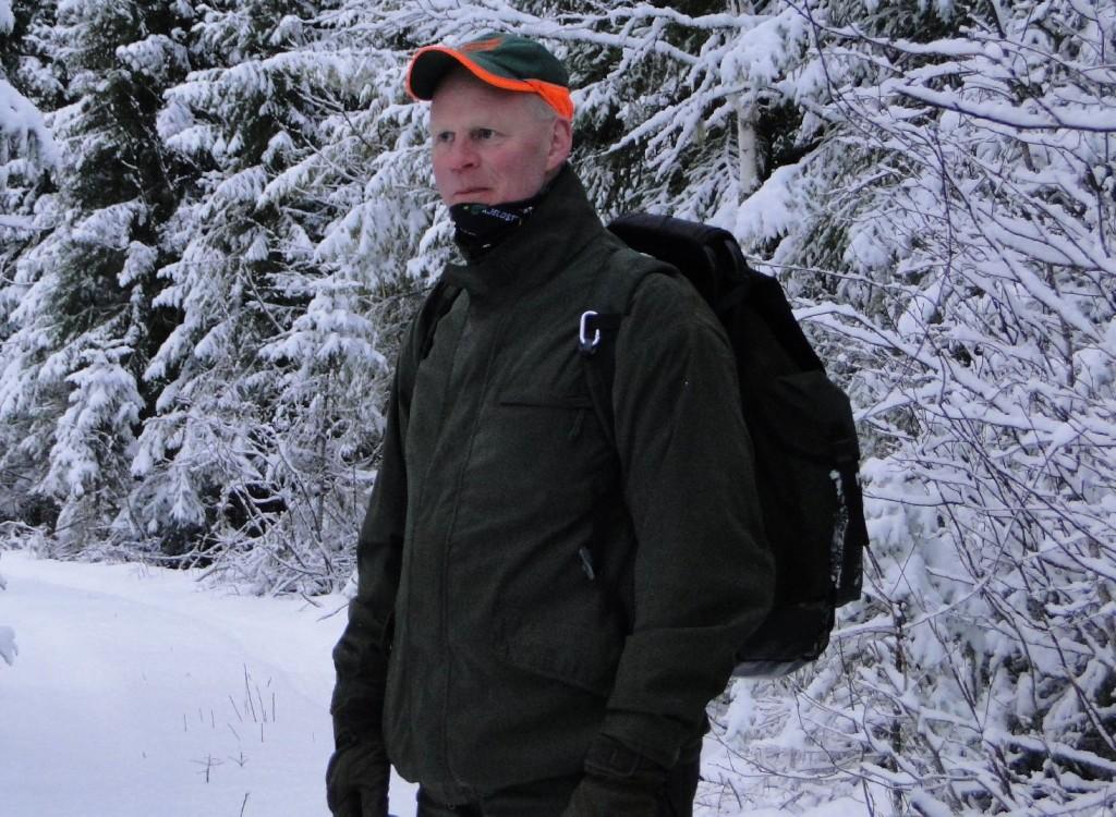 Trond Reidar Renbjør, kommissarie
