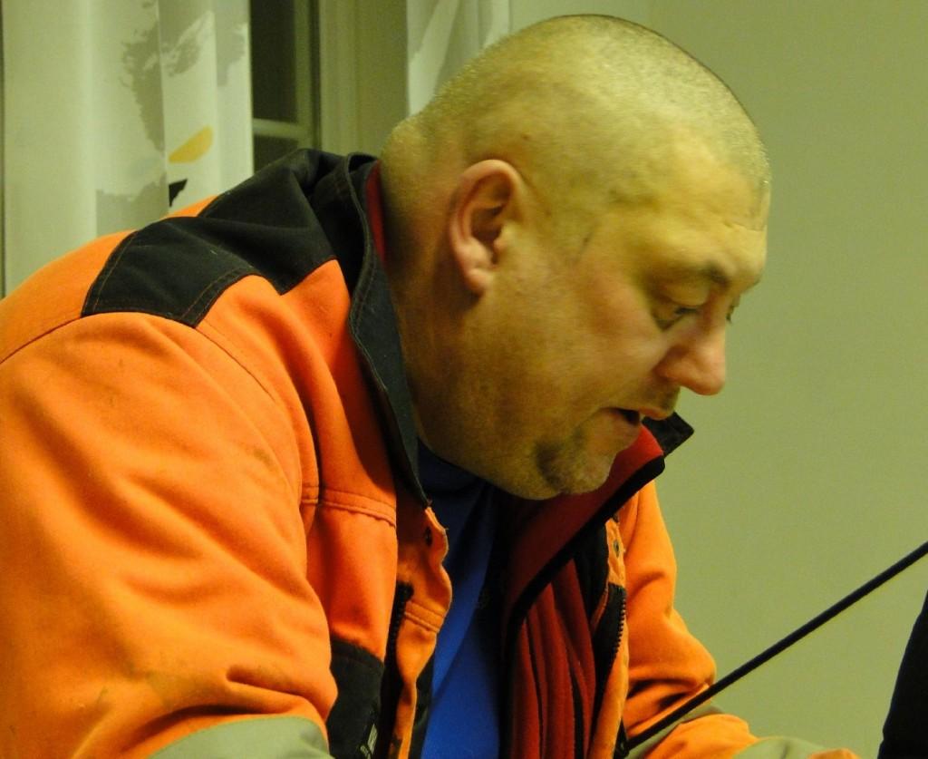 Jan Arve Myrmo