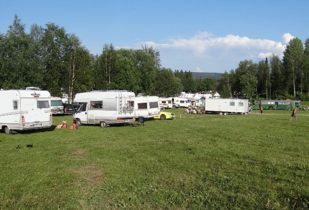 Hundklubbarnas camping