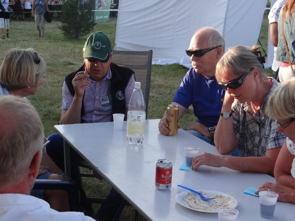 Sigrid och Sven-Eric Gerdin, Per-Erik och Marianne Magnusson