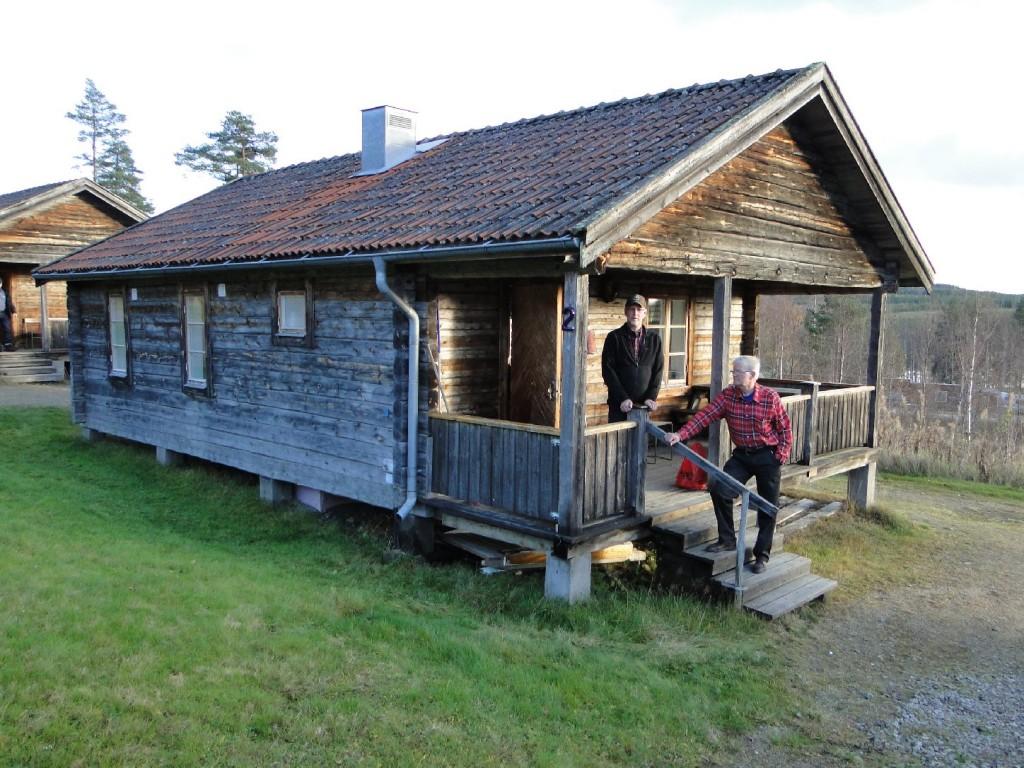 Harsa camping Mats Eriksson och Mats Eriksson
