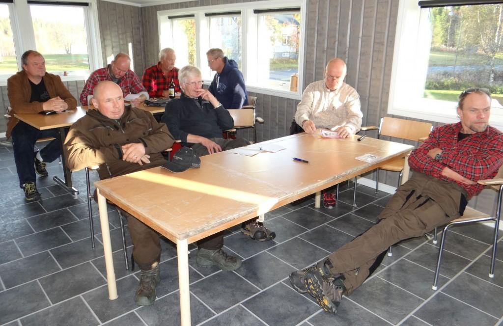 Michael Nilsson, Erik Wassdahl, Rickard Johansson, Curt Alstergren, Göran Blixt, Leif Aronsson, Jan Kardin, Bertil Andersson