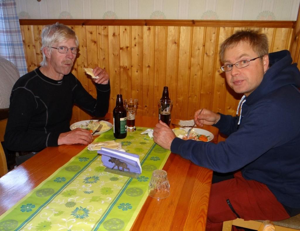 Göran Blixt och Leif Aronsson