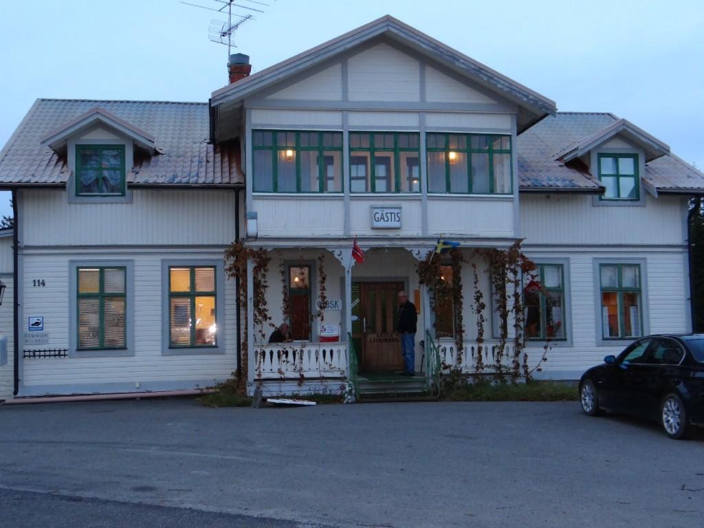 Gästis, Lillholmsjö