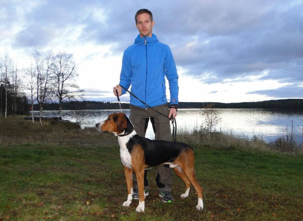 Fin. Kroonmäen Hemppa-10 och Daniel Lingman