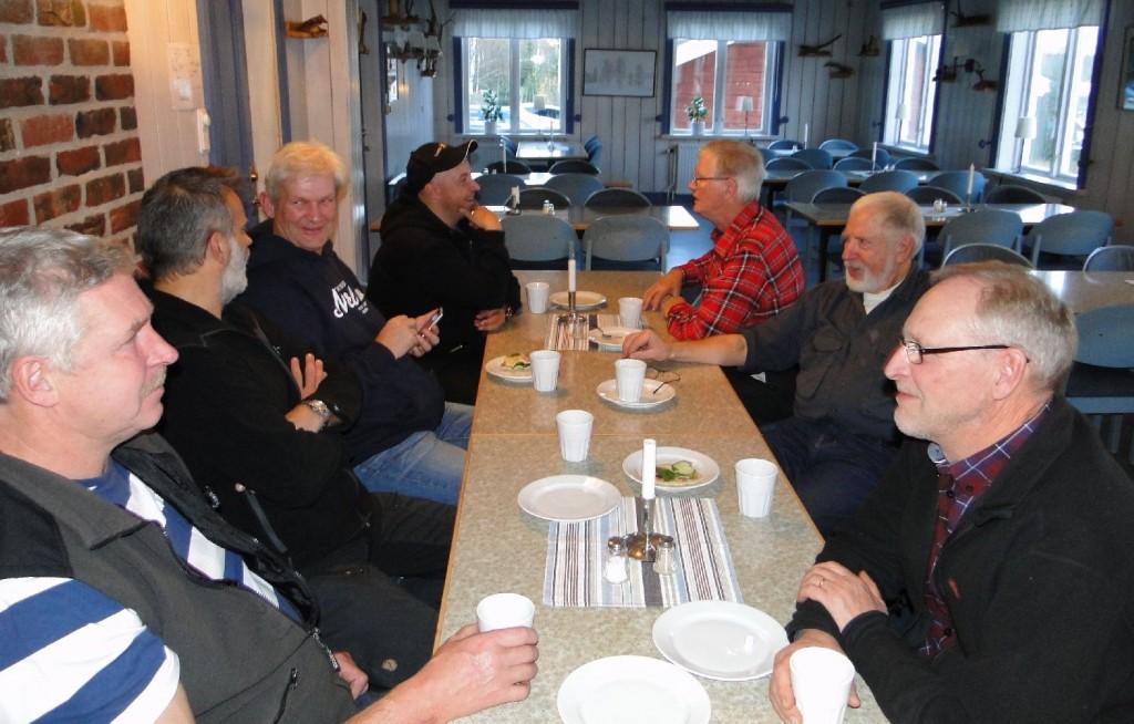 Jan-Erik Eriksson, Martin Magnusson, Bengt Bengtsson, Peter Knapp, Thord Berglund, Ernst Bjureflo, Mats Eriksson