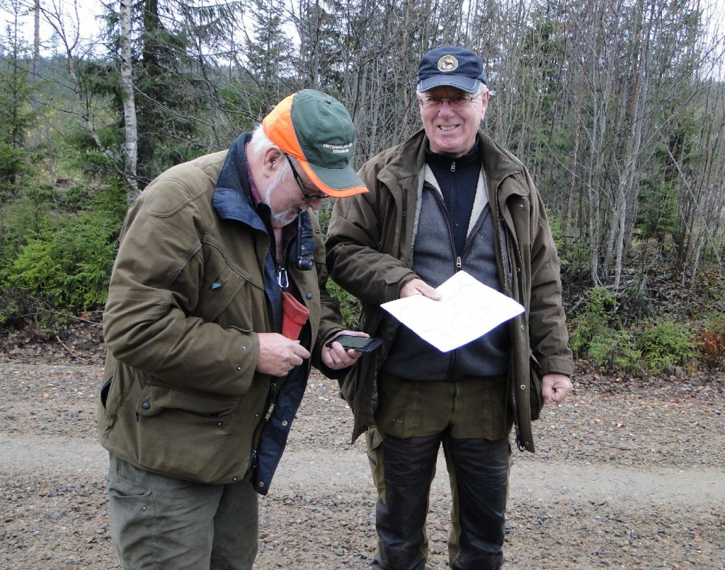 Stefan Nilsson och Anders Örtby