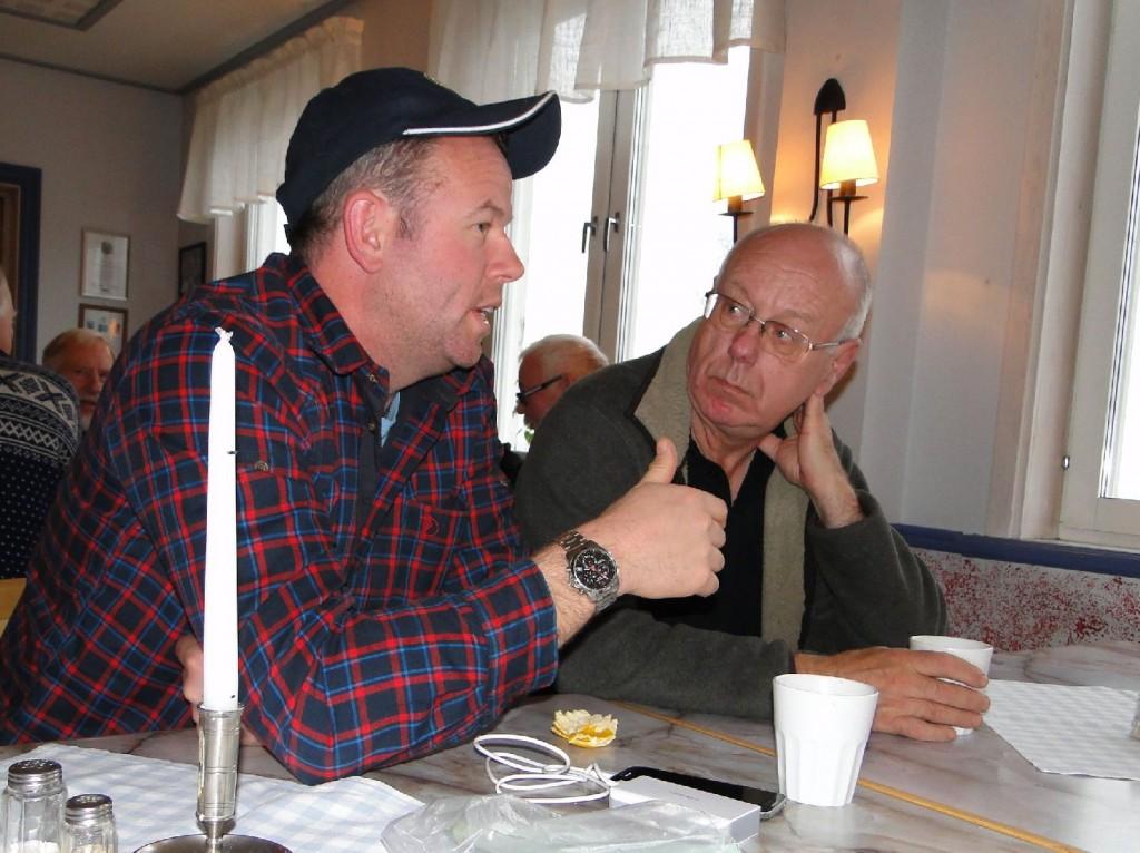 Henrik Österdahl och Anders Örtby