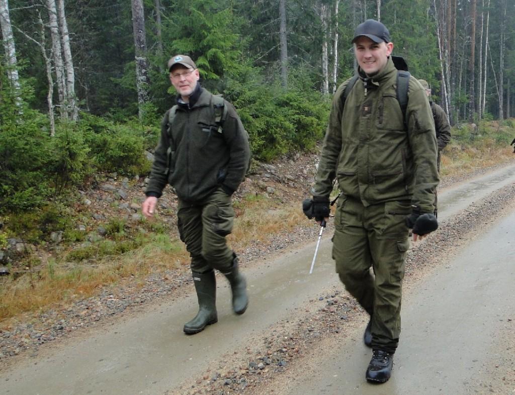 Mats Eriksson och Henrik Bergström