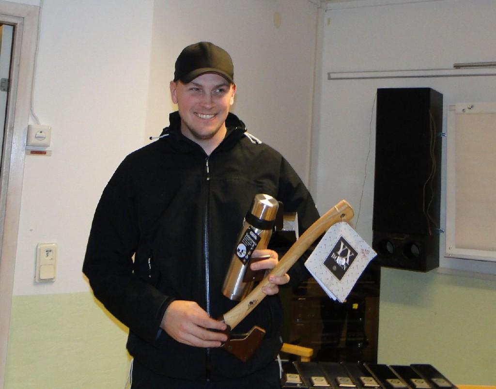 Henrik Bergström vinnare DM distrikt 2