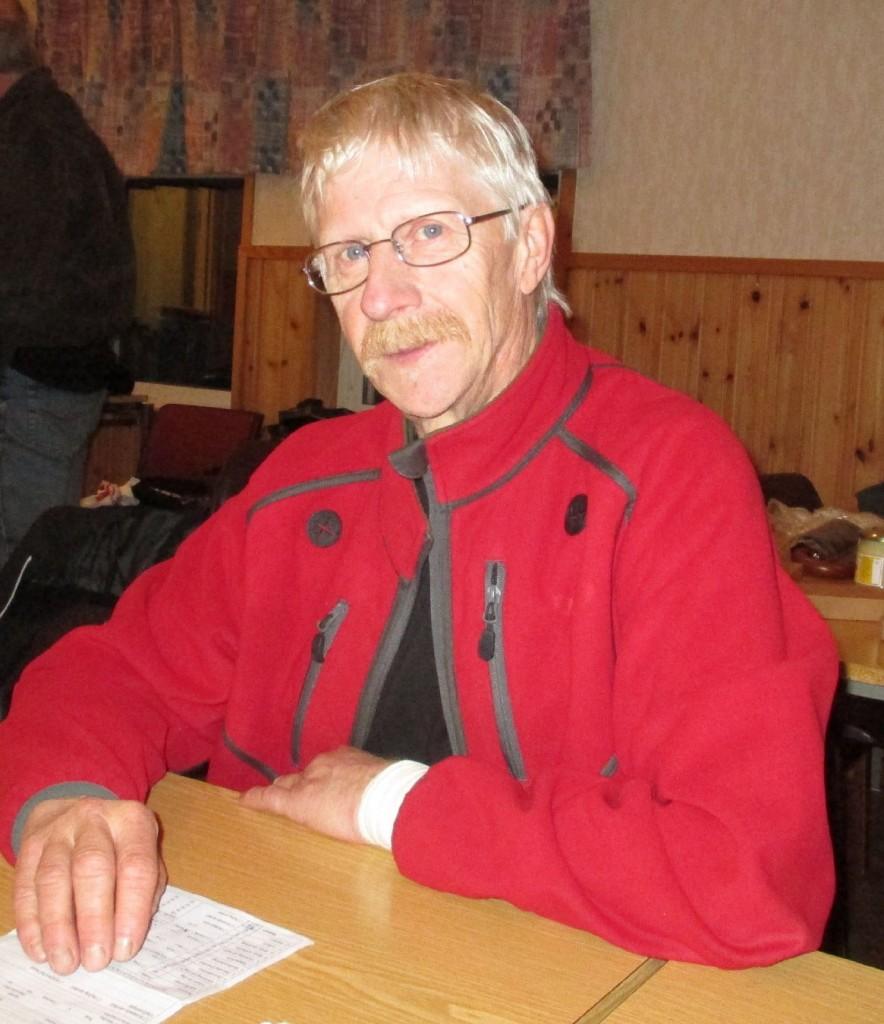 Domare Göran Blixt har idag bedömt hund nr 200