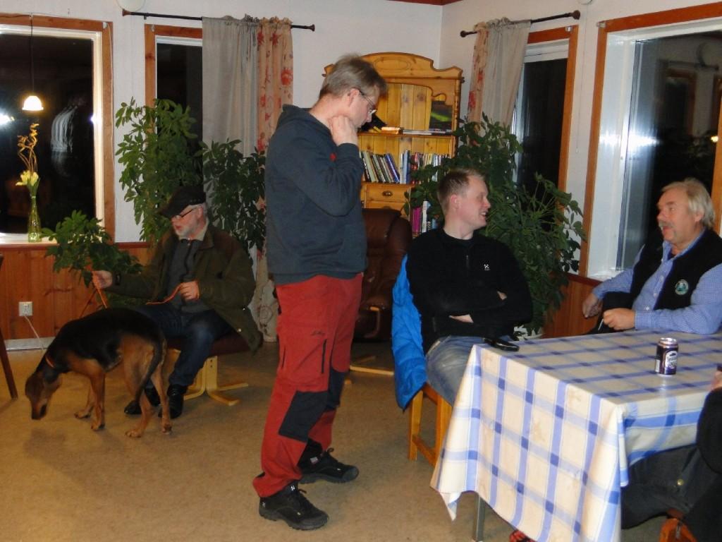 Sch. Törmarkens Maja-10 o Anders Ströby, Leif Aronsson, Johan Hansson och Curt Alstergren