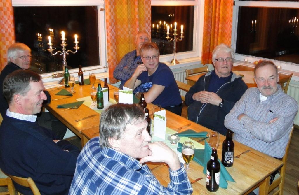 Rasmus Olsson, Håkan Jacobsson, Göran Blixt, Curt Alstergren, Leif Aronsson, Ulf Hagen, Ivan Myhr