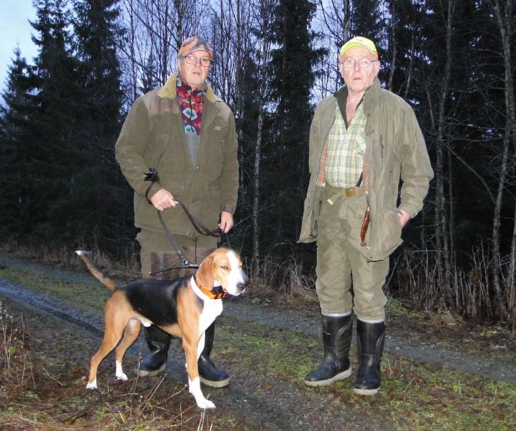Ham. Batman-12 med Sven-Gunnar Jansson och Hans Gustavsson