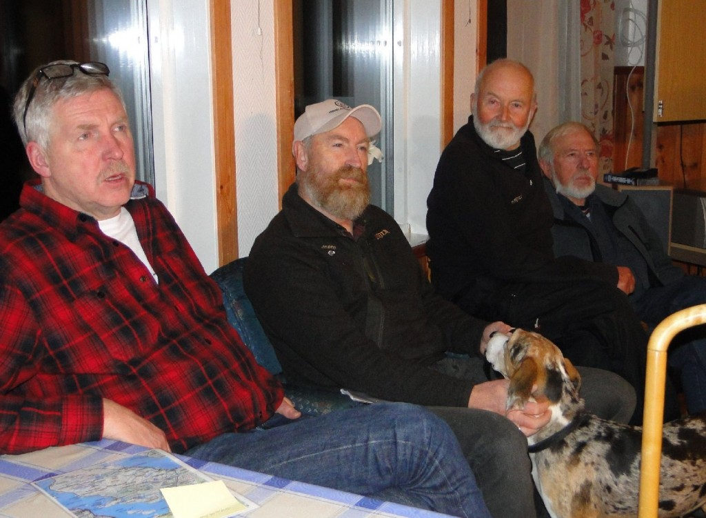 Jan-Erik Eriksson, Hans Christian Pedersen med dun. Gåvålias Kora-10, Klas Törmark och Ernst Bjureflo