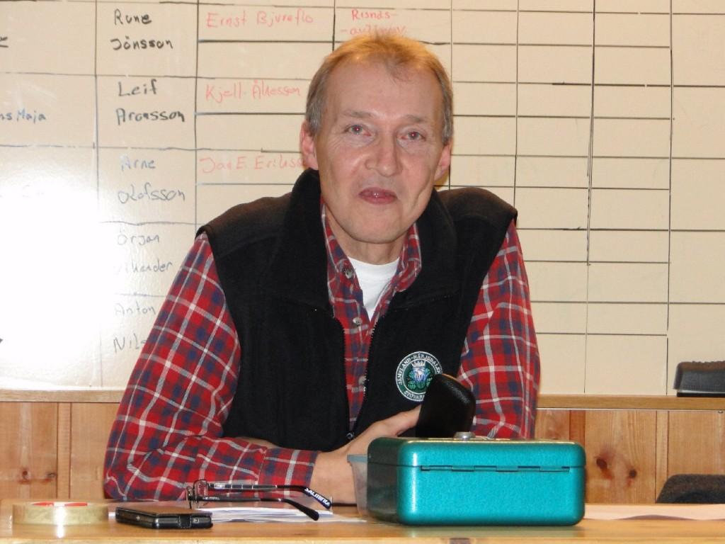 Kommissarie Stefan Andersson