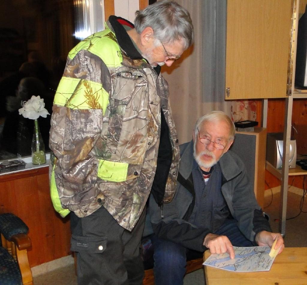 Rune Jönsson och Ernst Bjureflo