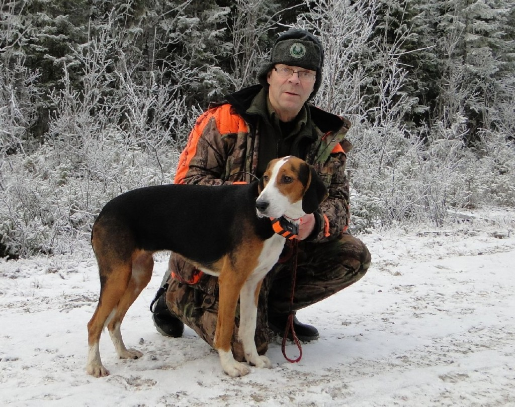 Fin. Grannäsets Kaana-11 och Bo Fredriksson