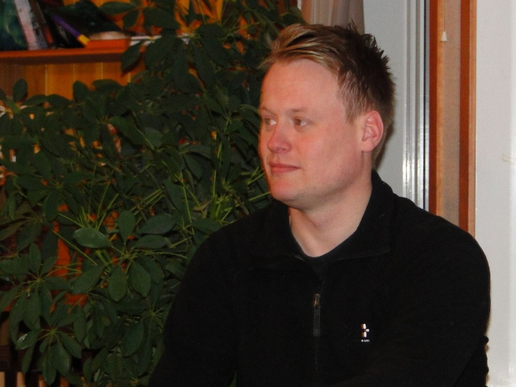 Aspirant Johan Hansson