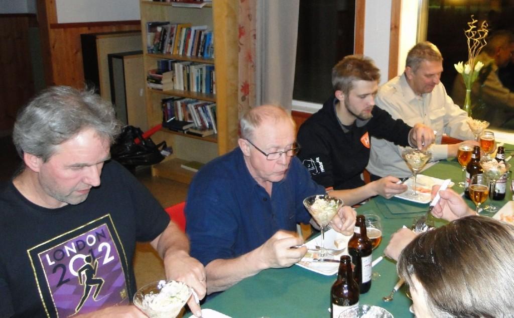 Anders Olofsson, Örjan Wikander, Anton och Sture Nilsson