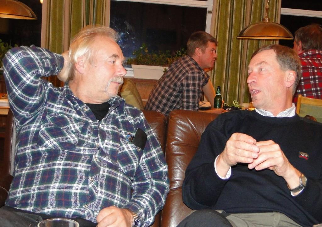 Curt Alstergren, Ulf Sivberg och Håkan Jacobsson