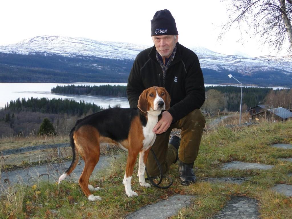 Ham. Hagets Rina-11 och Fritz Ragnarsson