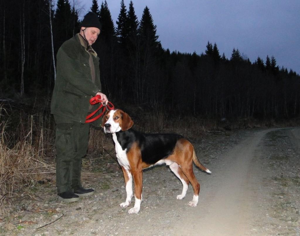 Ham. Nilsdrevets Greven-09 och Sven-Olof Nilsson