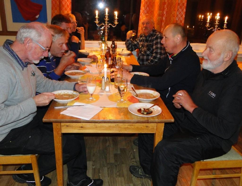 Jan-Erik Wickenberg, Bengt-Ove Månsson, Rasmus Olsson, Göran Blixt, Curt Alstergren, Erik Wassdahl och Klas Törmark