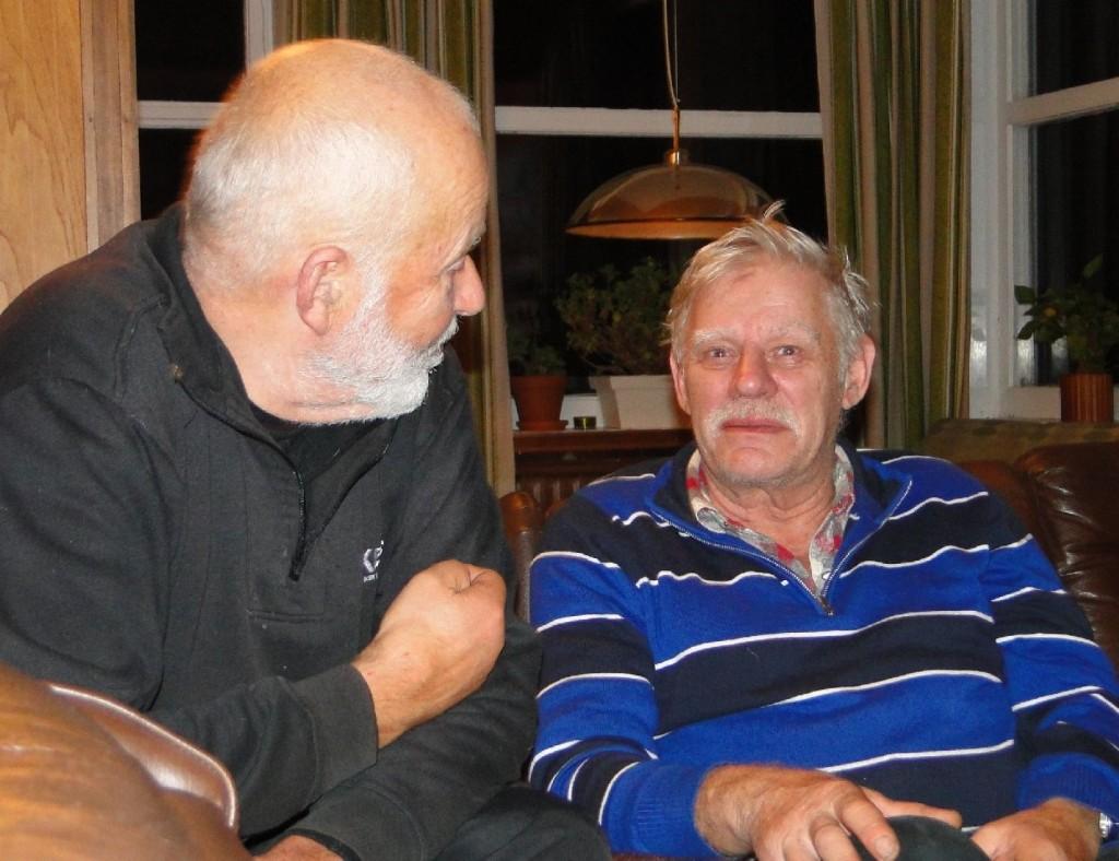 Klas Törmark och Bengt-Ove Månsson