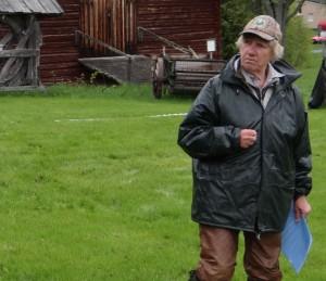 Ringsekreterare Ingrid Fredriksson