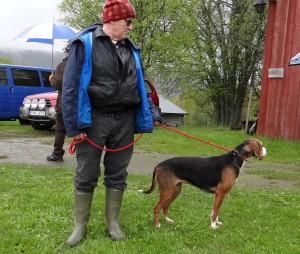 Ham. Östansjöns Bella-13 och Jan-Erik Göransson