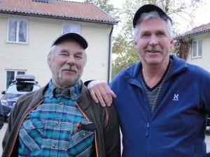 Curt Alstergren och Jan-Erik Eriksson